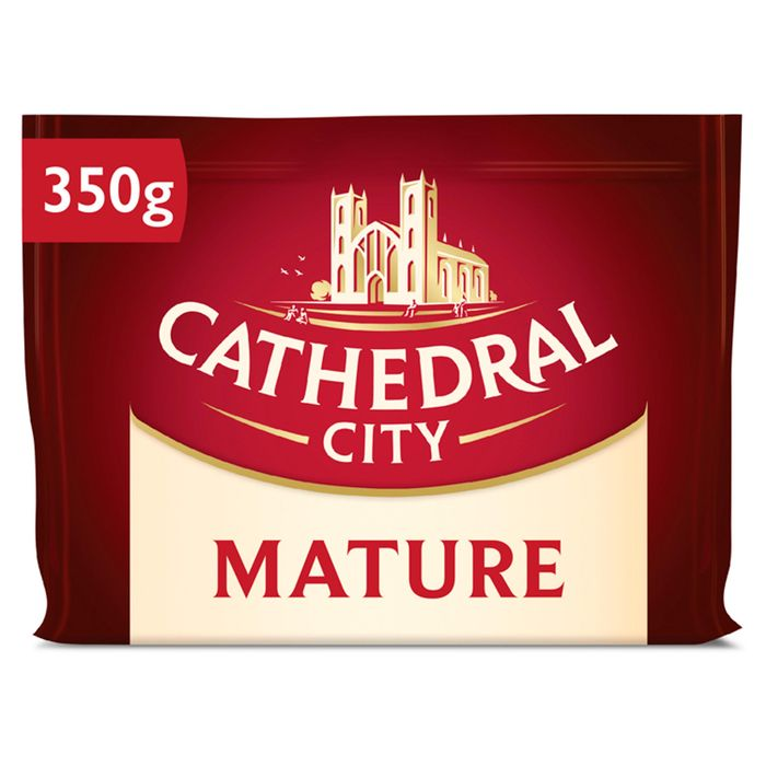 Iceland 7 Day Deal - Cathedral City Cheese 350g - 37% Off