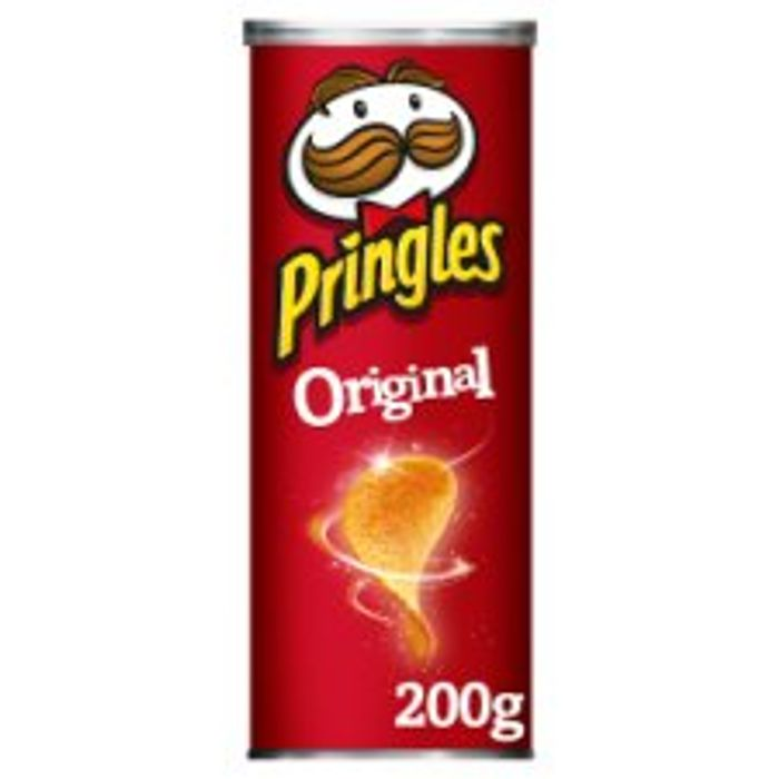 Pringles 200g Pack - Various Flavours