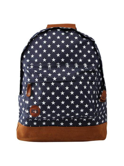 Mi-Pac All Stars Children's Backpack, Navy/White