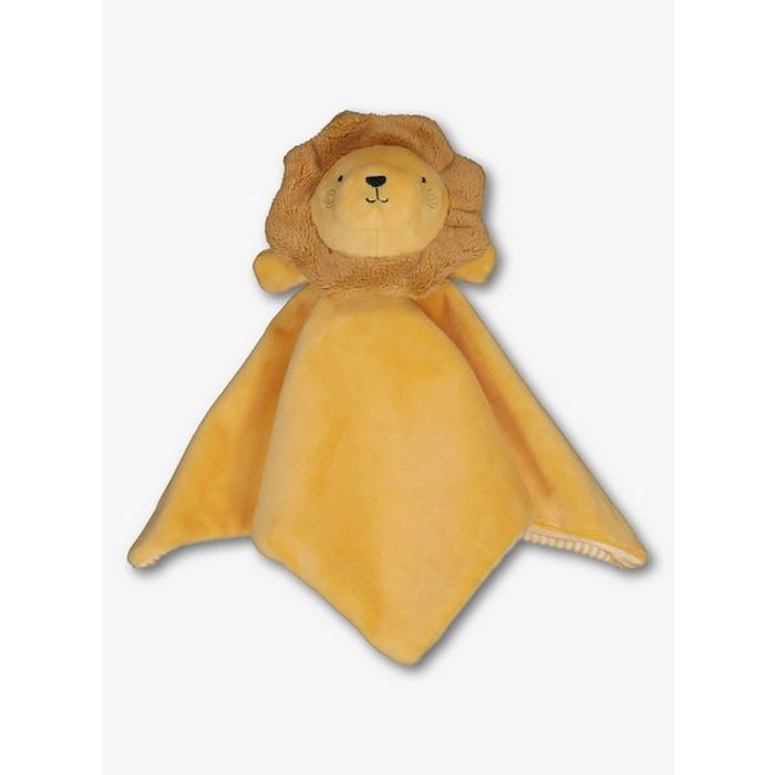 Yellow Lion Blanket Baby Comforter HALF PRICE