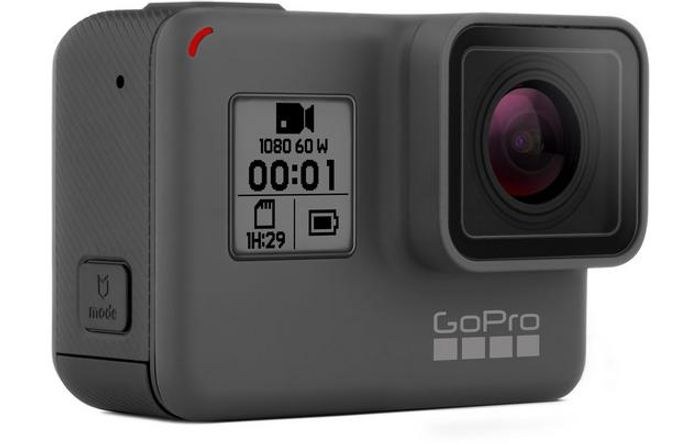 GoPro Hero Action Camera with Smartphone Playback and Control - Save £40
