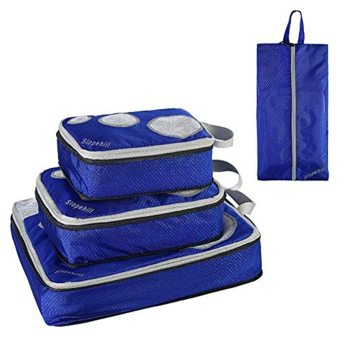 4 in 1 Packing Cubes, Dif Colours Available