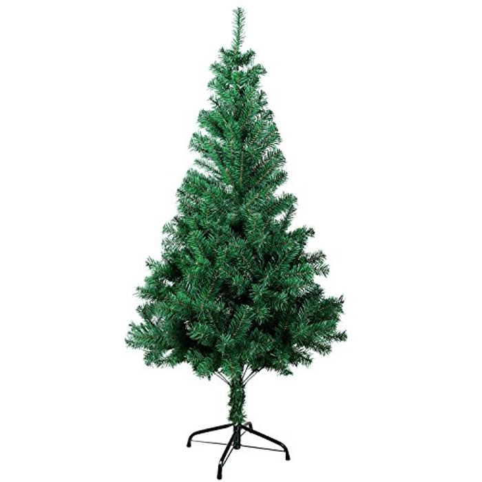 Artificial Christmas Trees Amazon Uk: Christmas Tree, Artificial Xmas Tree 6FT, £3 At Amazon