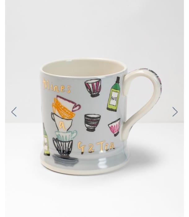 Half Price - Mines a G & Tea Mug