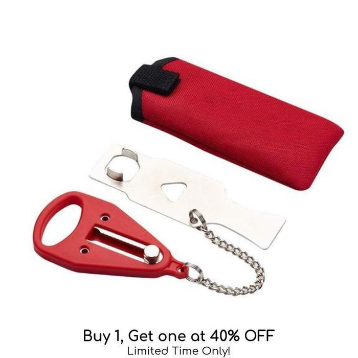 Pocket Lock Door Security Tool