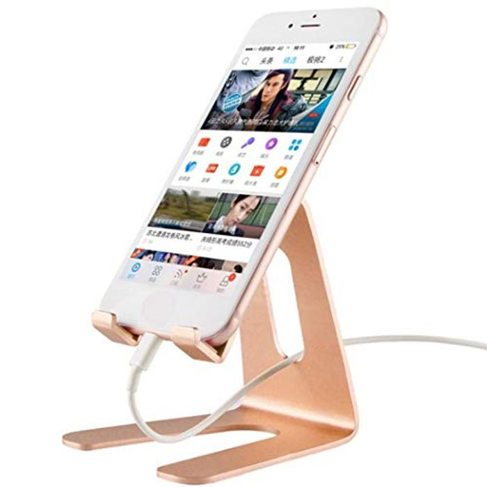 Hands Free Mobile Smart Cell Phone Holder, Tablet Display Stand