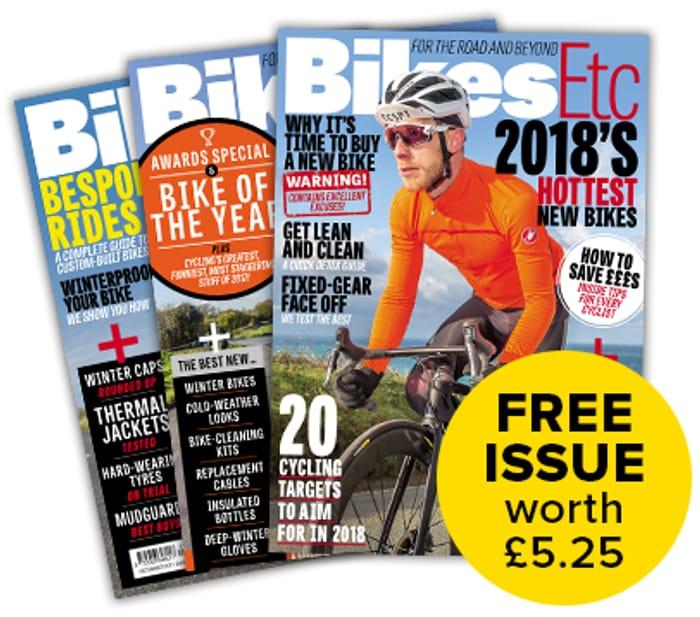 Free Copy of BikesEtc Magazine