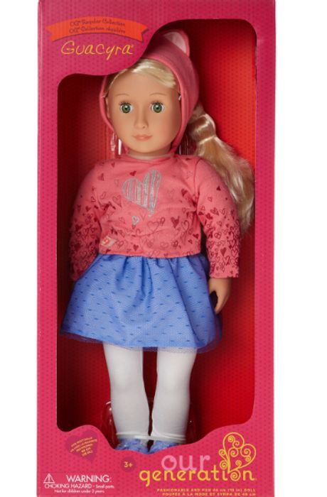 Up to 50% off Our Generation Dolls & Outfits at TK Maxx