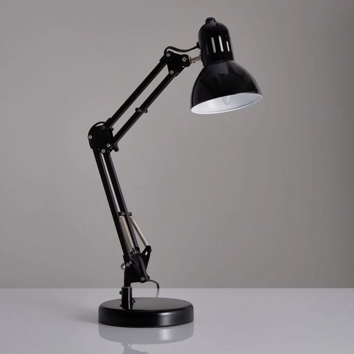 Wilko Angle Lamp Available in Various Colour Options