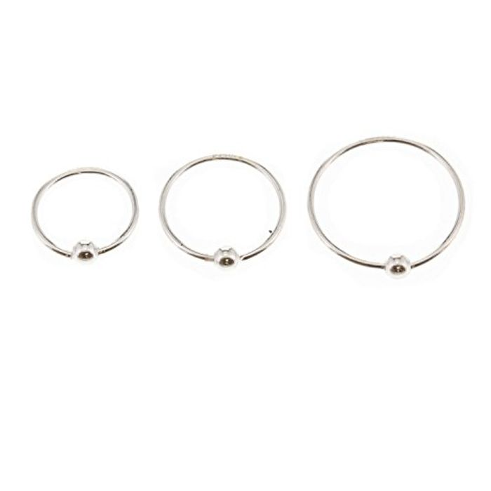 Claires Nose Hoops (Free if Collected Previous Voucher)