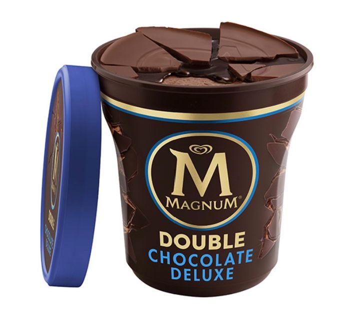 Magnum Double Ice Cream Tubs Try for £1