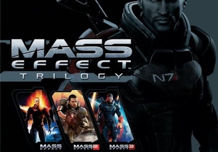Mass Effect Trilogy Origin (PC) £3.89 w/Code at Gamivo
