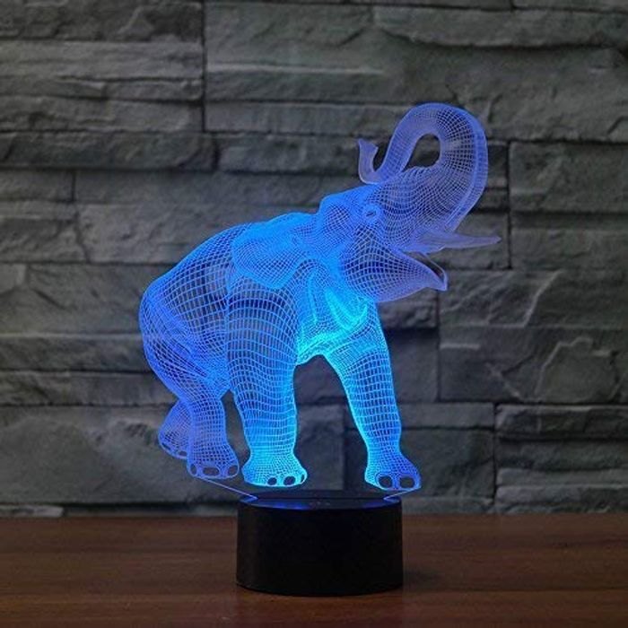 Llightning Deal **Elephant Night Light
