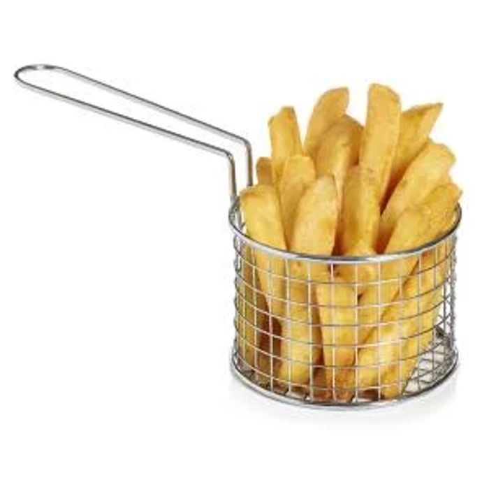 Bargain Wilko Chip Basket Server