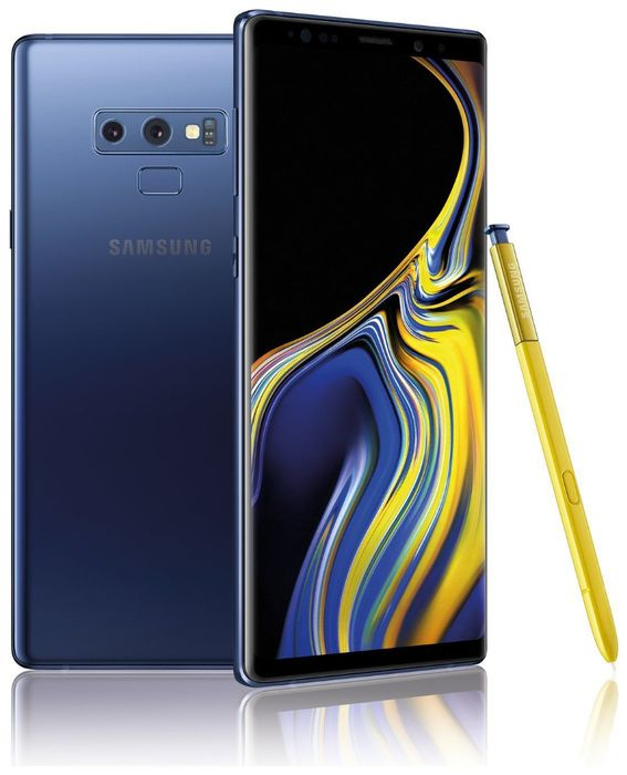 SIM Free Samsung Galaxy Note 9 6.4 Inch 128GB 12MP 4G Mobile Phone-Blue £489.99