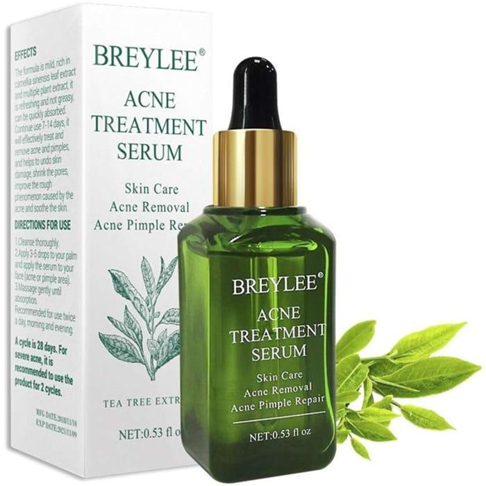 Free Acne Treatment Serum Sample