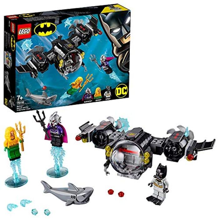 Batman Lego - Save £4 at Amazon