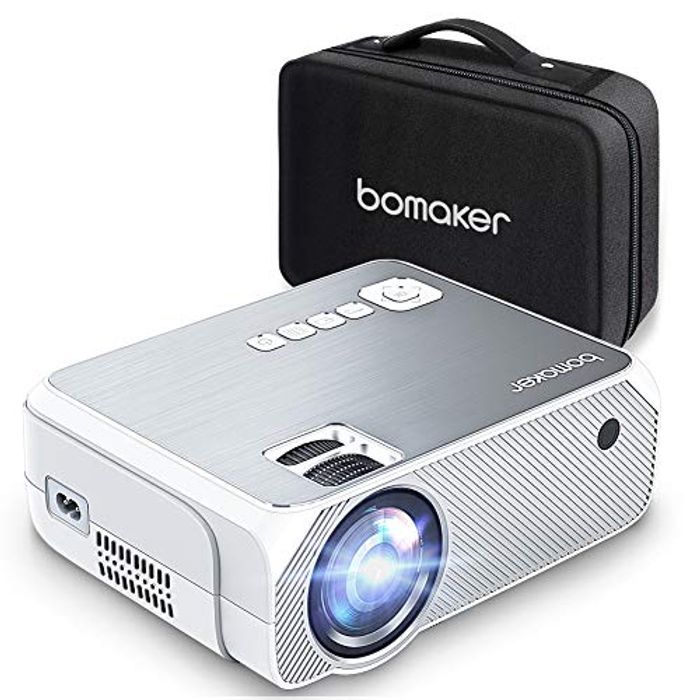 20% off Code (GDXR23R6) on 720P Projector + 10% Voucher