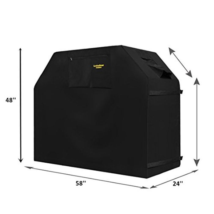 DEAL STACK - Barbecue Grill Cover (Code + £5 Off)