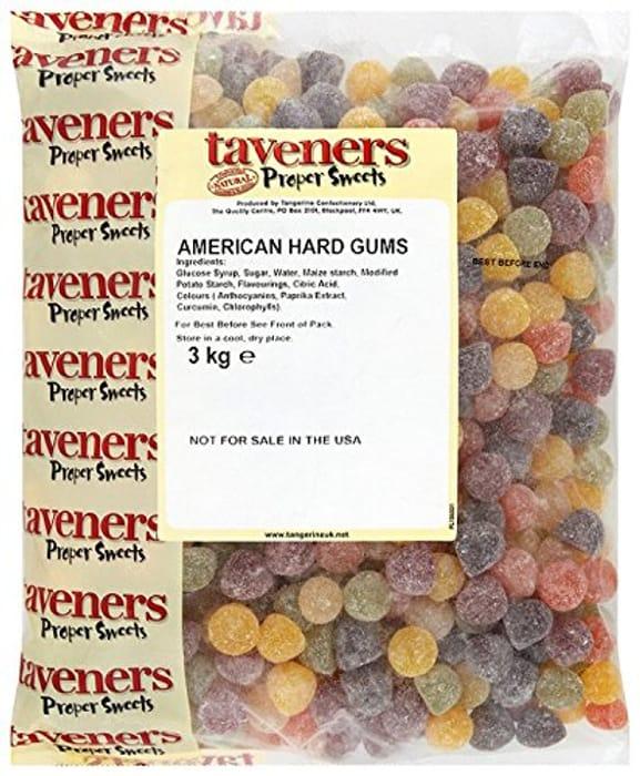 Taveners American Hard Gums 3 Kg Amazon