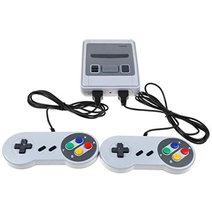 Classic Game Console Built-in 621 Games 80% OFF!!