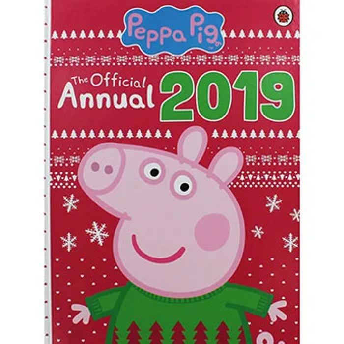 Peppa Pig Official Annual 2019