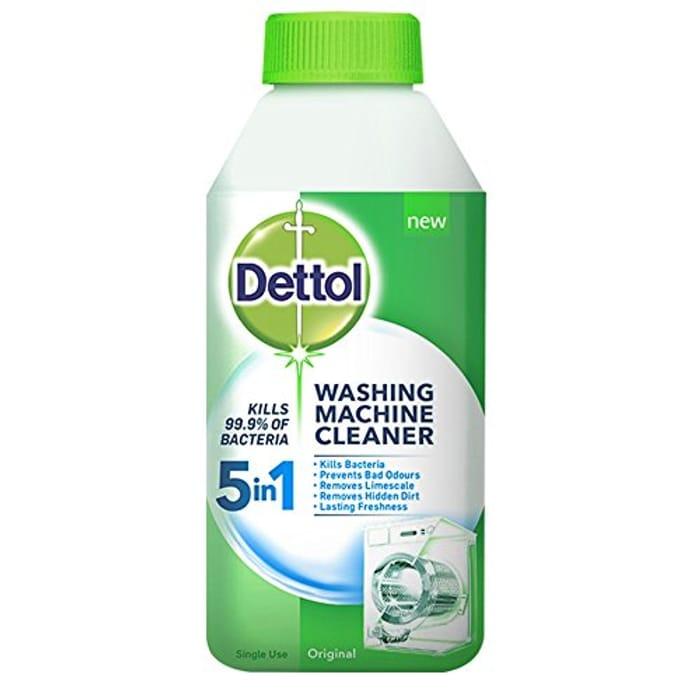 """""""""""""""ADD ON"""""""""""" Dettol Washing Machine Cleaner, 250 Ml"""