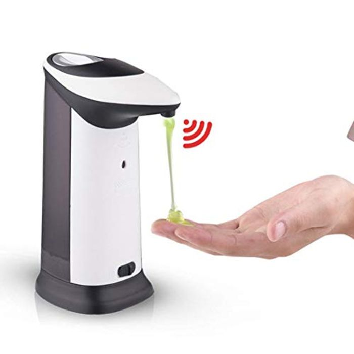 420mL, Non-Contact Electric Soap Dispenser with Sensor