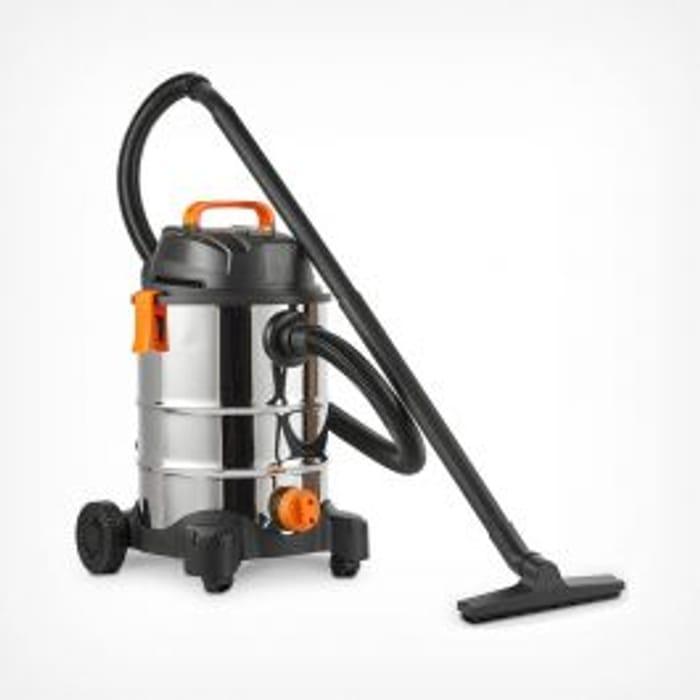 Vonhaus 30Ltr Wet & Dry Vacuum