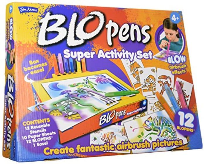 John Adams 10034 Blopens Super Activity Workshop, Multi, 1-Pack