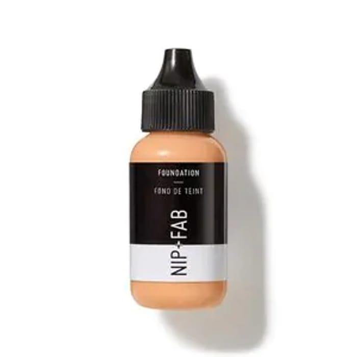 NIP+FAB Make up Foundation 30ml 25