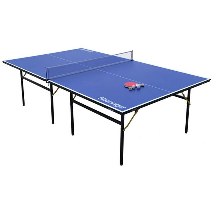Slazenger 9ft Indoor Table Tennis Table