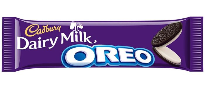 DAIRY MILK OREO 41G Sale - 10p at Cadbury Gifts Direct