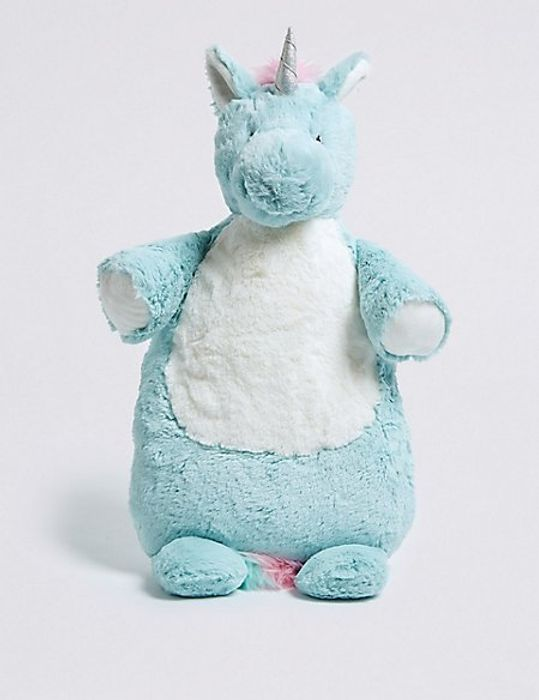 Unicorn Hot Water Bottle - 68% Off at M&S
