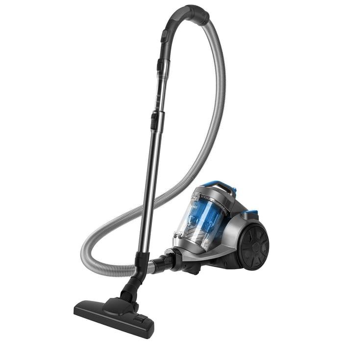 Bagless Vacuum Cleaner, HEPA Filters Vacuum, Allergy Safe, 700W, 2.5L