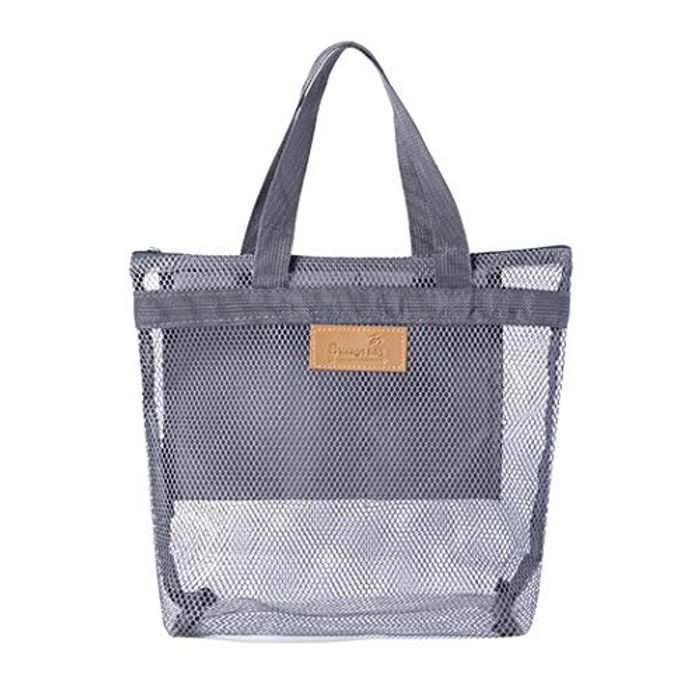 80% off Promo Travel Makeup Washing Mesh Bag Only £2.29