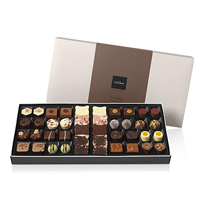 *TODAY ONLY* Hotel Chocolat- Everything Luxe Box Chocolate