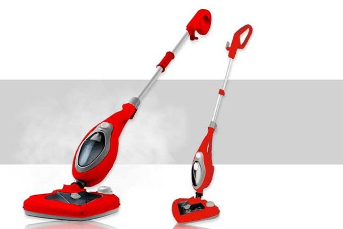 20 in 1 High Powered Steam Mop with Detergent Release