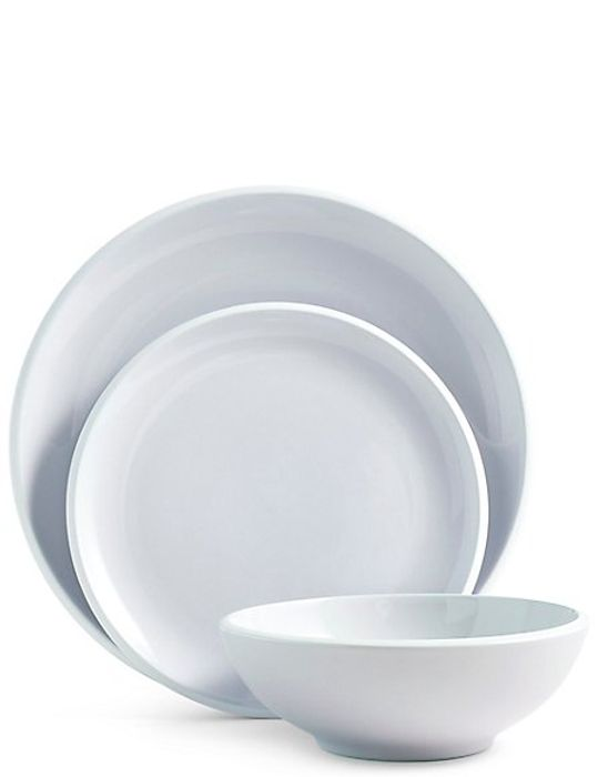 12 Piece Oslo Dinner Set at M&S