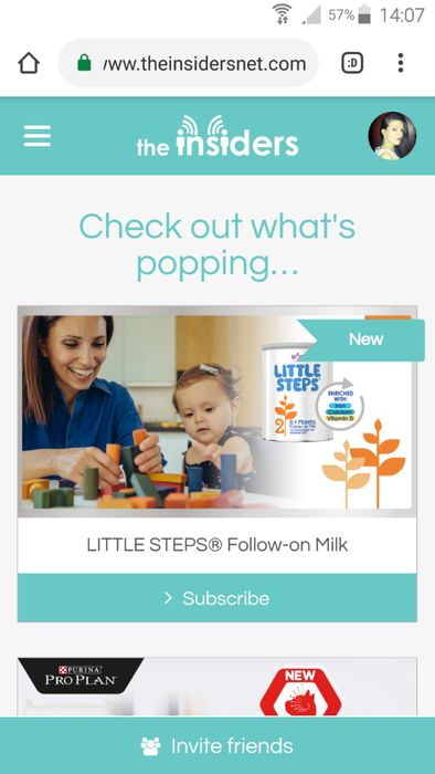 Milk for 6+ Month