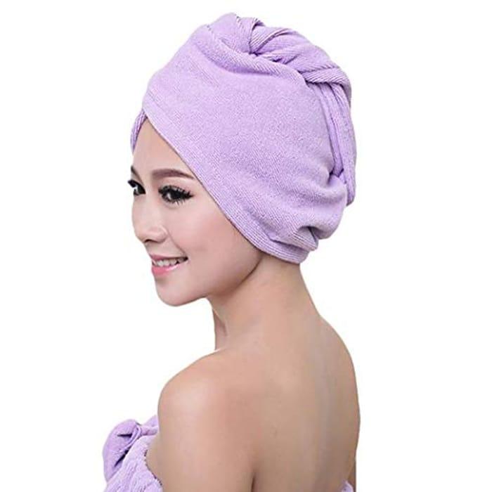 Super Soft Hair Towel - Save 80%