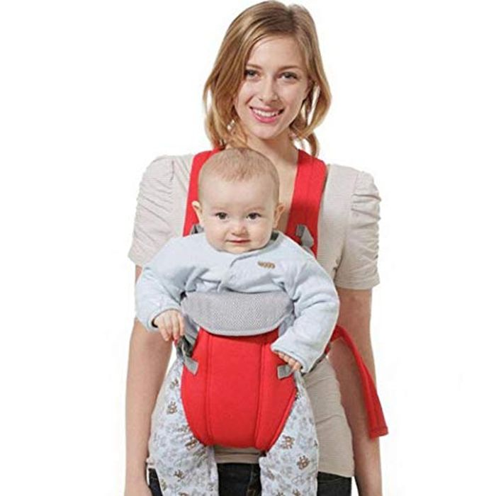 Convertible Baby Carrier,Newborn Breathable Front Back
