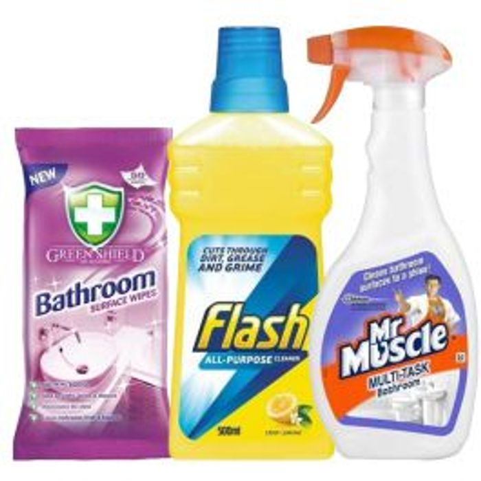 Bathroom Essentials Bundle