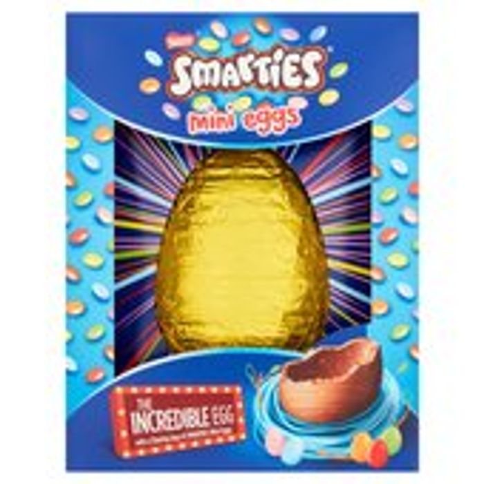 Smarties Incredible Easter Egg 480g