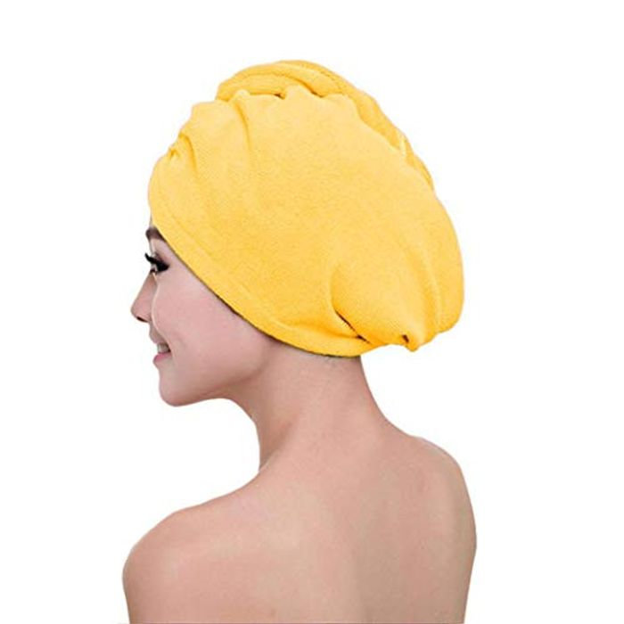Womens Hair Towel