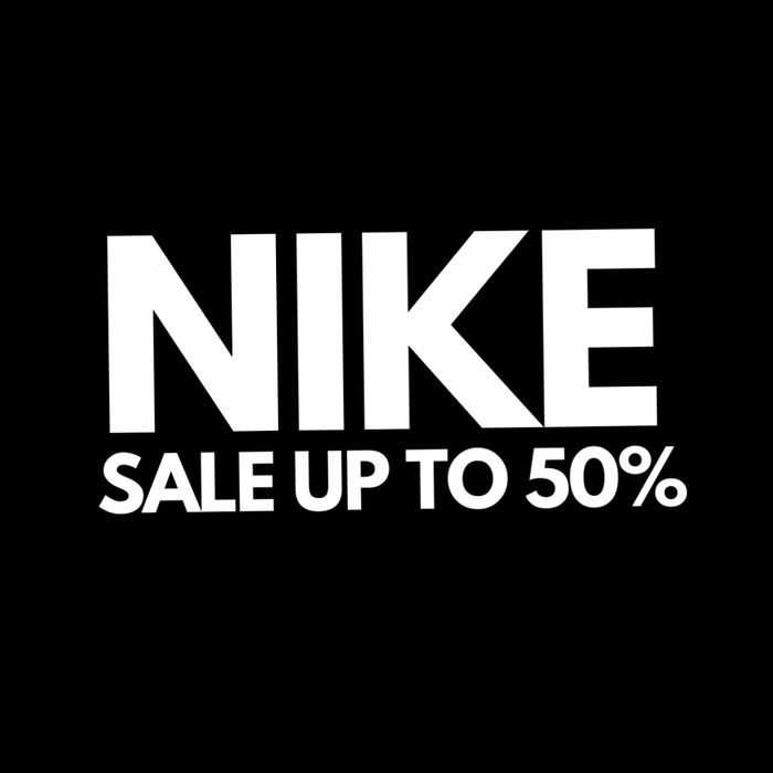 NIKE Sale - save up to 50% Off