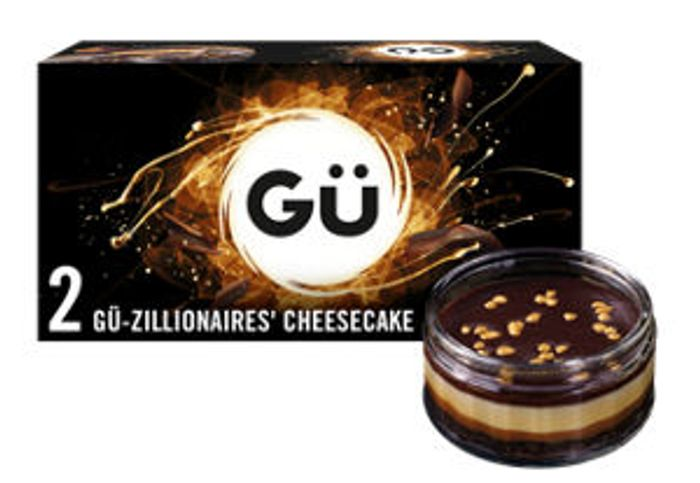 GU Cheesecakes Twin Pack Various Flavours