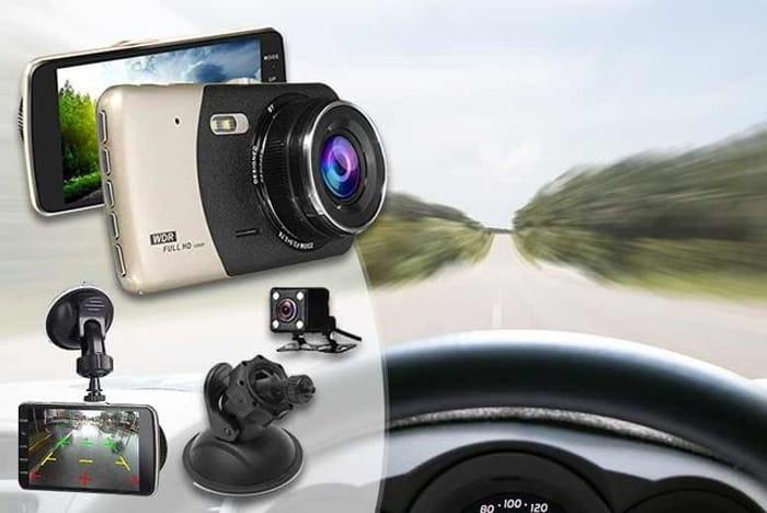 Next Gen HD Front & Rear Car Dash Cam