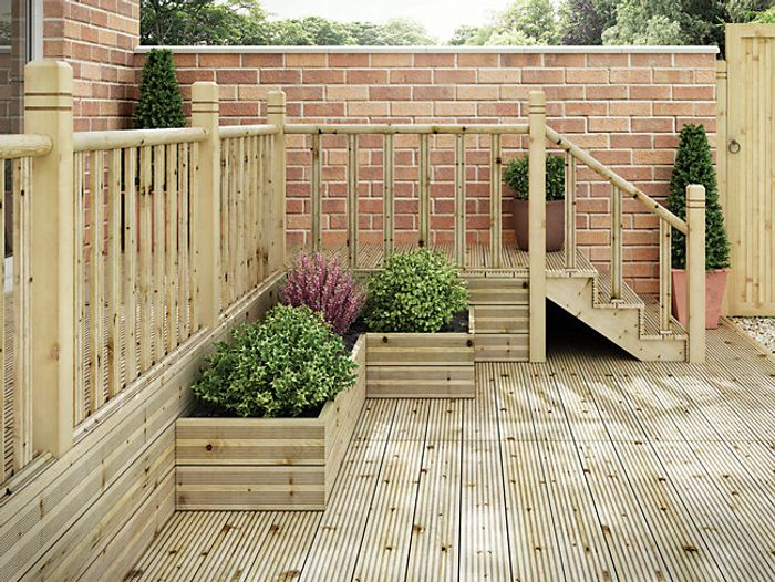 Buy 1 Get 1 Free on All Timber Deck Boards