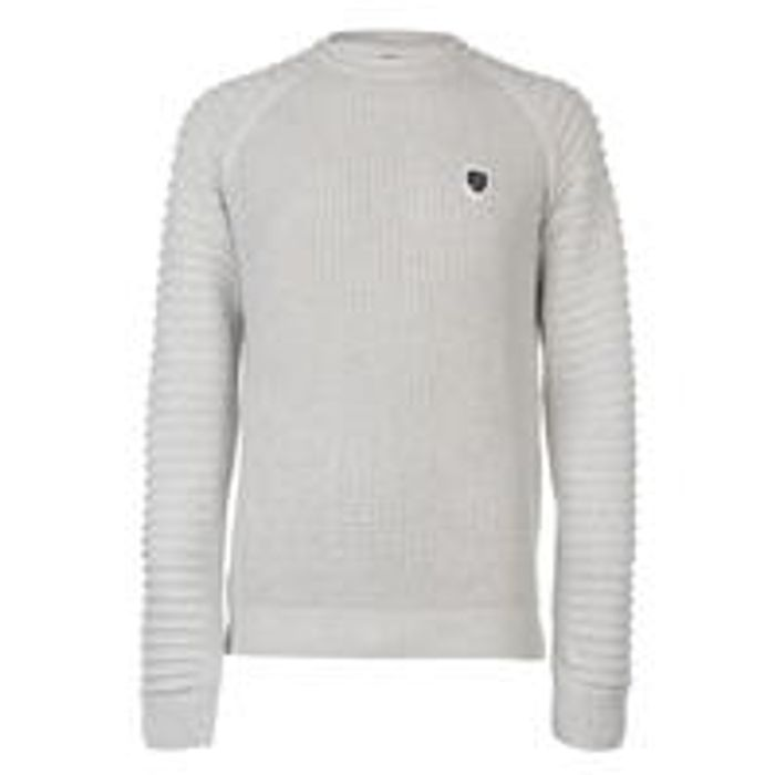 883 Police Don Regular Fit Crew Sweater